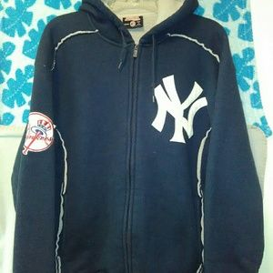Yankees Winter Coat
